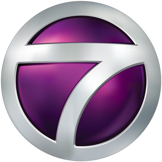 Logo NTV7 purple small