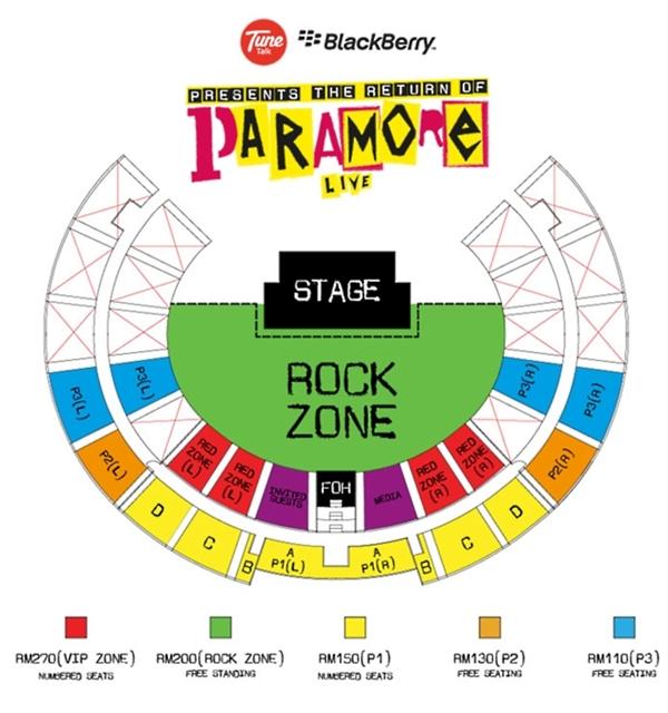 Paramore-Venue-Layout