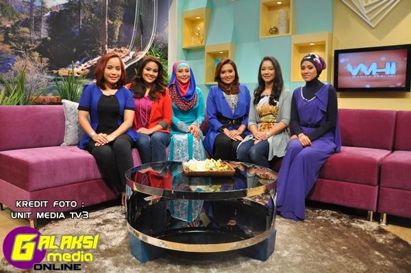 Hos WHI dr kiri Nor Azzura Azizul Azman, Hasfizza Sabjahan, Azizah Ariffin, Nabihah Rosdi,Irin Putri & Hazrena Kassim