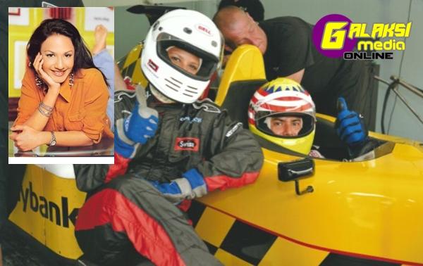 Grandstand host - Joanne de Rozario3000GMO