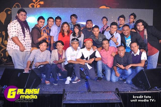 Para Anak Didik Program Bintang Mencari BintangGMO