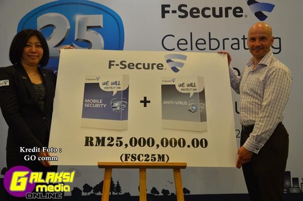 F-Secure - 25th Anni - A
