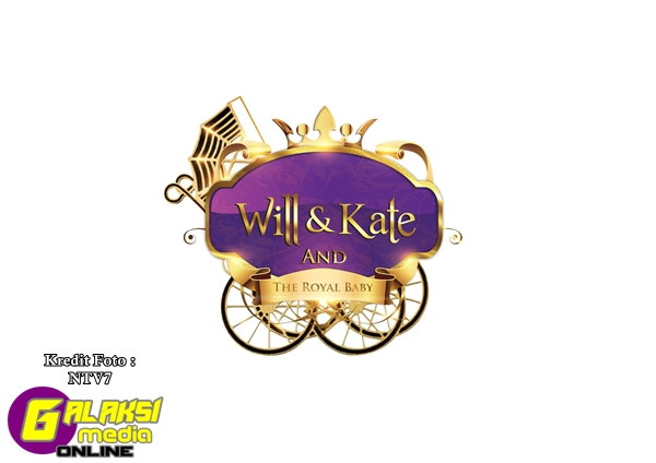 WILL AND KATE AND THE ROYAL BABY FINAL LOGO