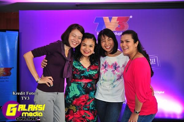 Yuen, Tini, Rafidah & Azah)