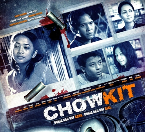 Chow Kit Film Postercropsmall