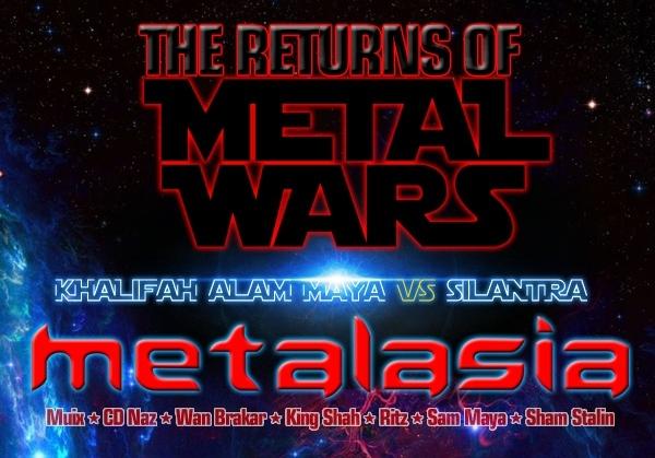 The retrun of Metal warscrop