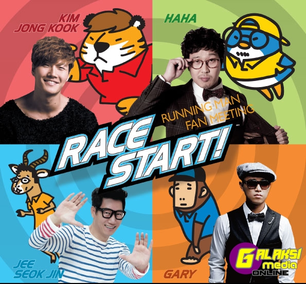 race start Running Man Fanmeeting in Malaysiacrop