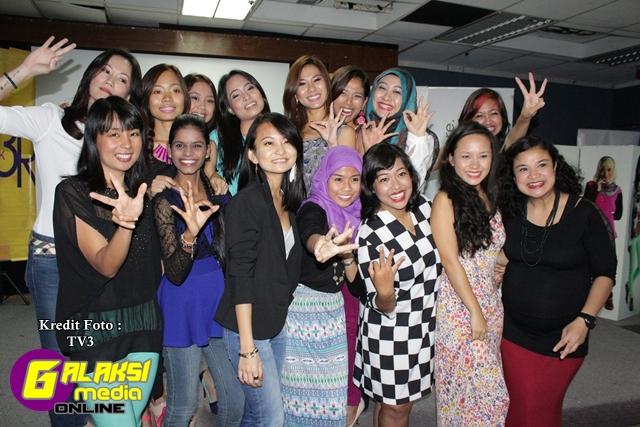 12 finalis Projek 3R bersama Celina, Rafidah & Kartini (2)