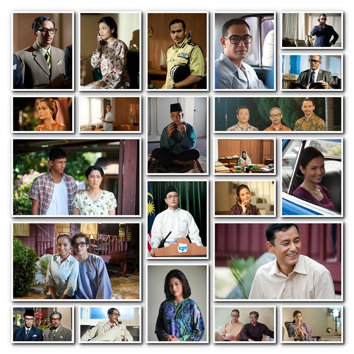 Contoh Naskah Drama Komedi 5 Orang Pemain tanda putera yang diarahkan