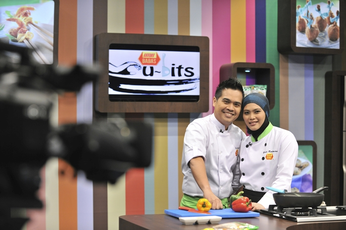 Chef Kamarul & Yati Rahman posesmall