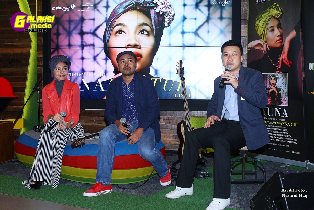 yuna Nocturnal Listening Party with collaboration with MAS & Google-1GMO