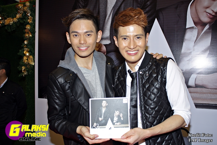 HIBURAN) Album terbaru FUYING & SAM