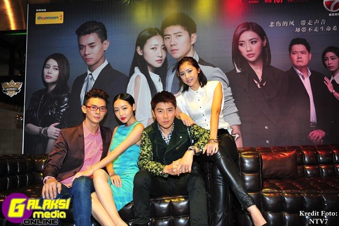 Pianissimo PC - from Left Seah Song Fan, Jojo Goh, Huang Qi Ming & Wayne Chua