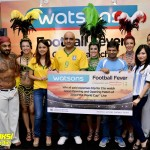 Brazil Ticket with Reem, Kulvinder, Vaibhav & Dayang