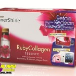 InnerShine RubyCollagen Essence Drink Promo Pack gmo