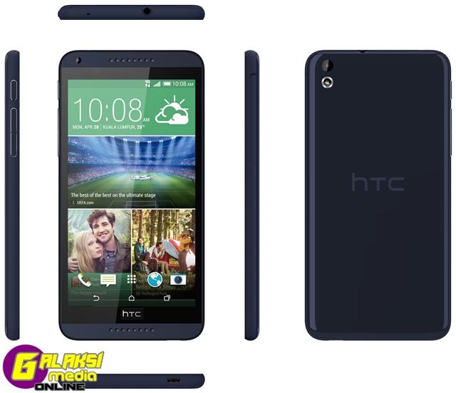 HTC Desire 816_Blue_6V