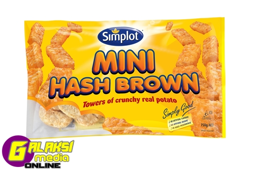 Simplot Mini Hashbrown 700g