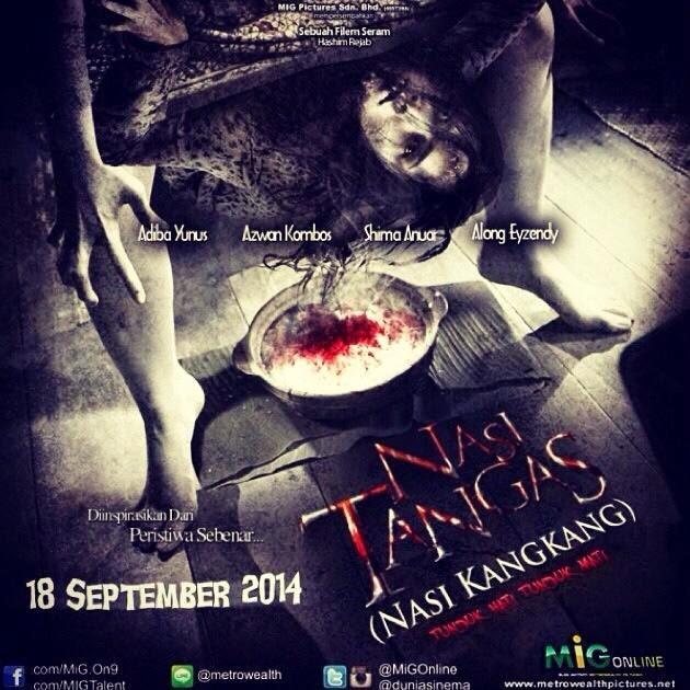 Nasi Tangas Poster