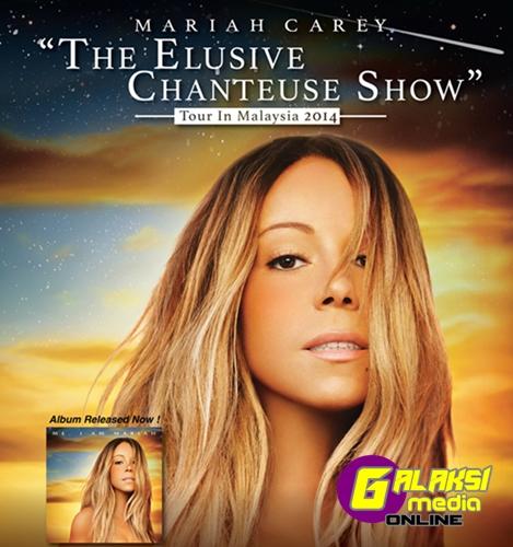 Mariah Carey 'The ElusiGMOI