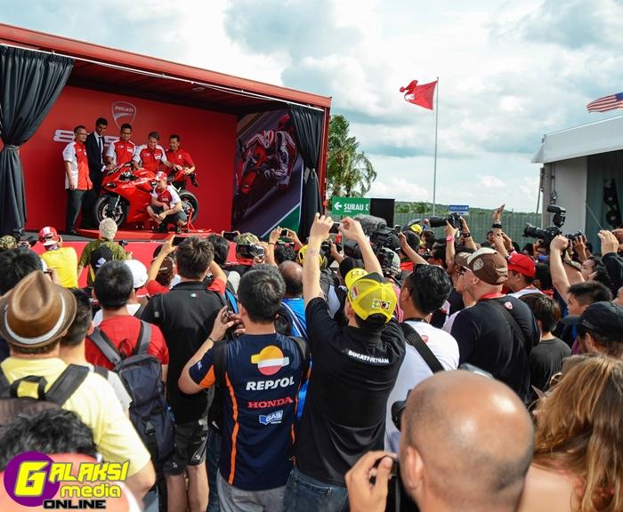 Mega MotoGP Carnival 2013 - Ducati