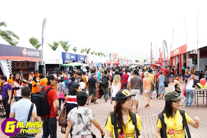 Mega MotoGP Carnival 2013