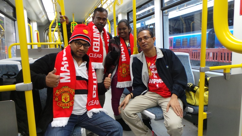 On the way to Old Trafford_compressed