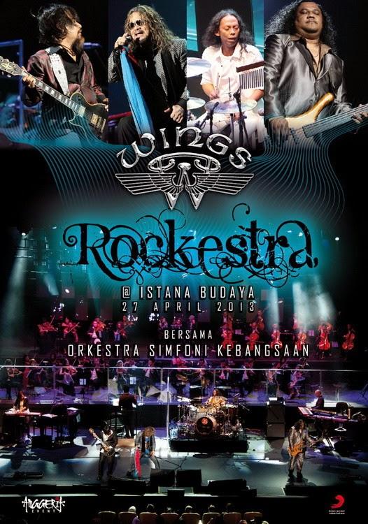 Rockestra Poster 17x24