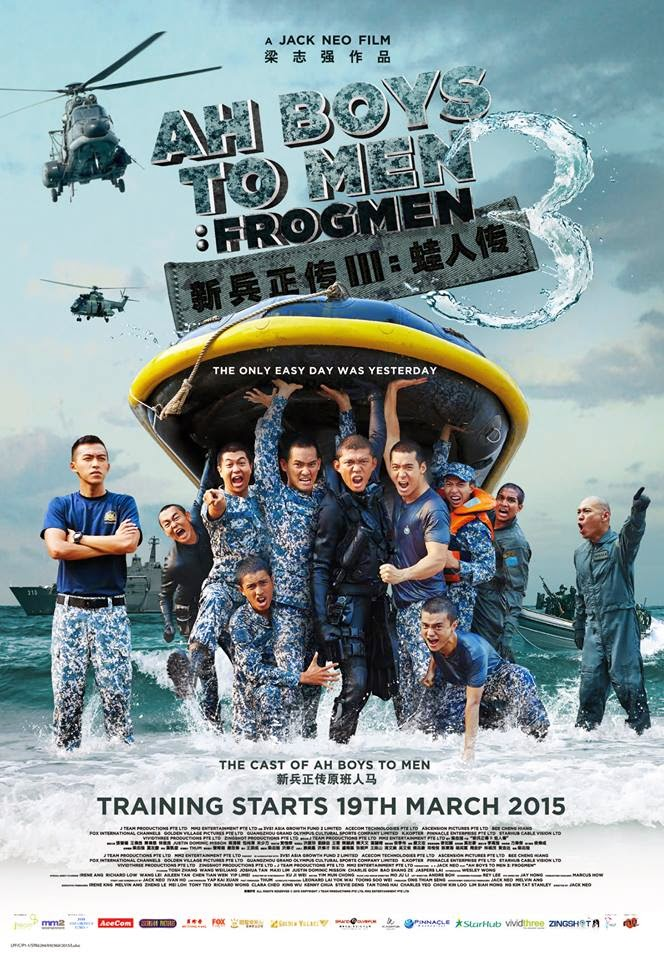 Ah boys to men 3 - Frogmen
