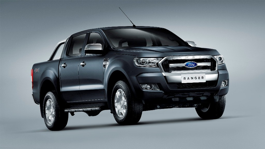 New Ford Ranger 1