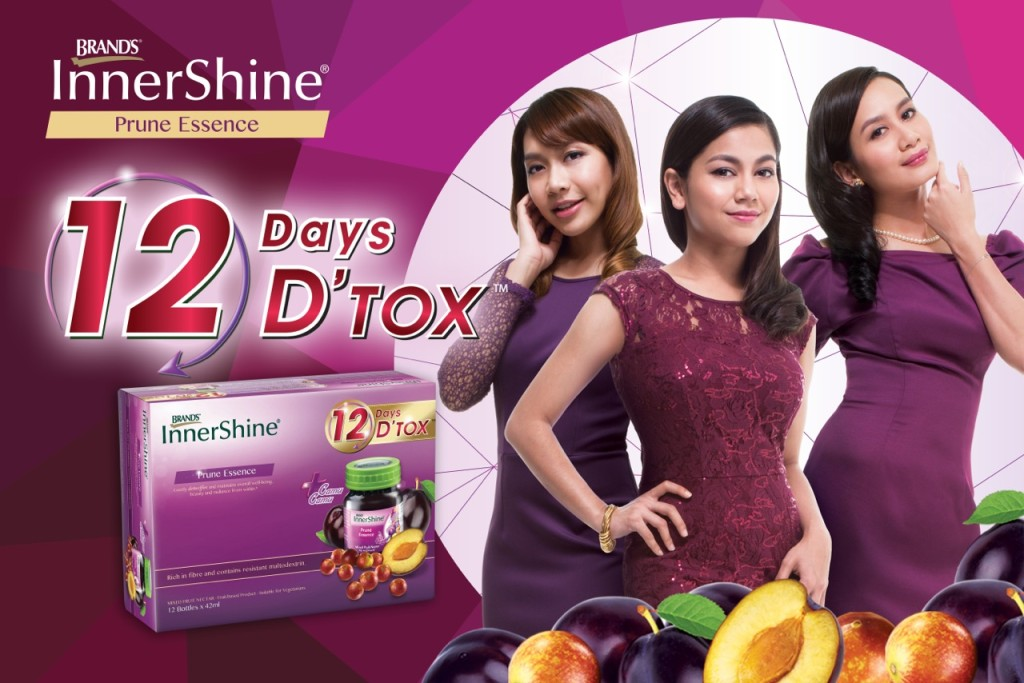 InnerShine 12-Days D'TOX