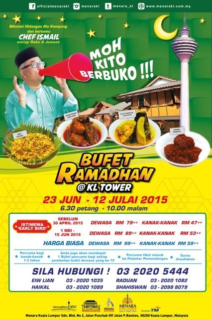 Ramadhan Buffet Promo BM
