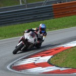 Zamri Baba is one of the main contenders for the 2015 SuperSports 600cc title