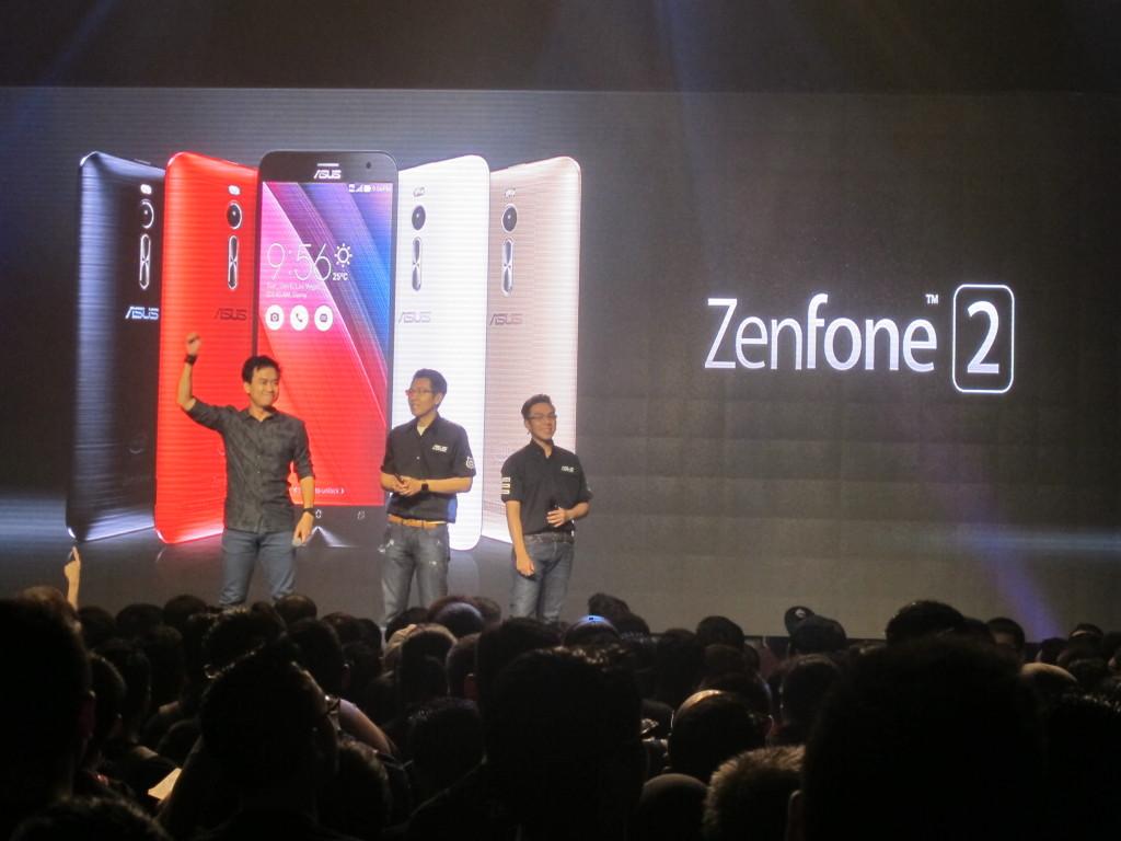 7. Gratitude to the amazing crowd, the ZenFans
