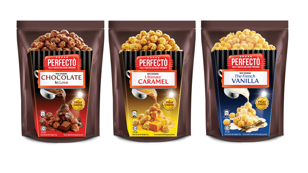 Perfecto Popcorn Pack group