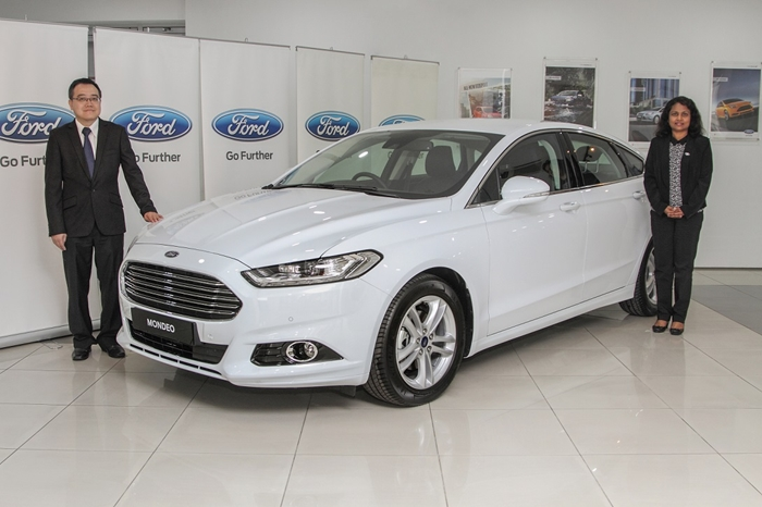 Photo 4 - Ford Mondeo