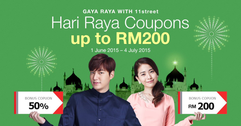 Hari Raya Coupon 2