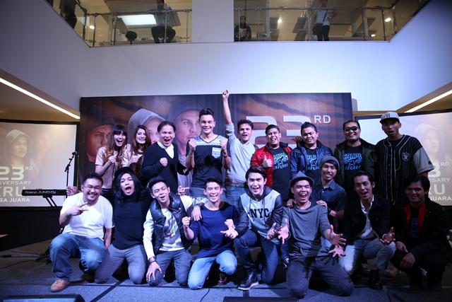 KRU Music artistes ii