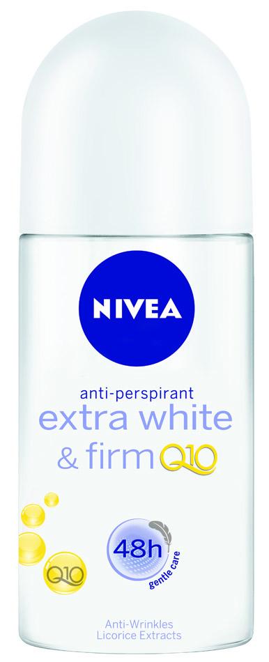 NIVEA Extra White & Firm Q10