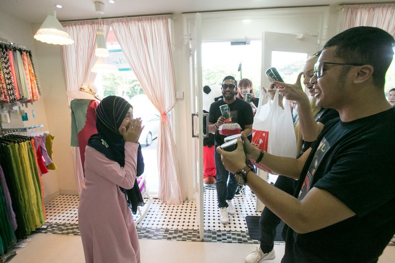 FIC - Ramadan Surprise Visit - A
