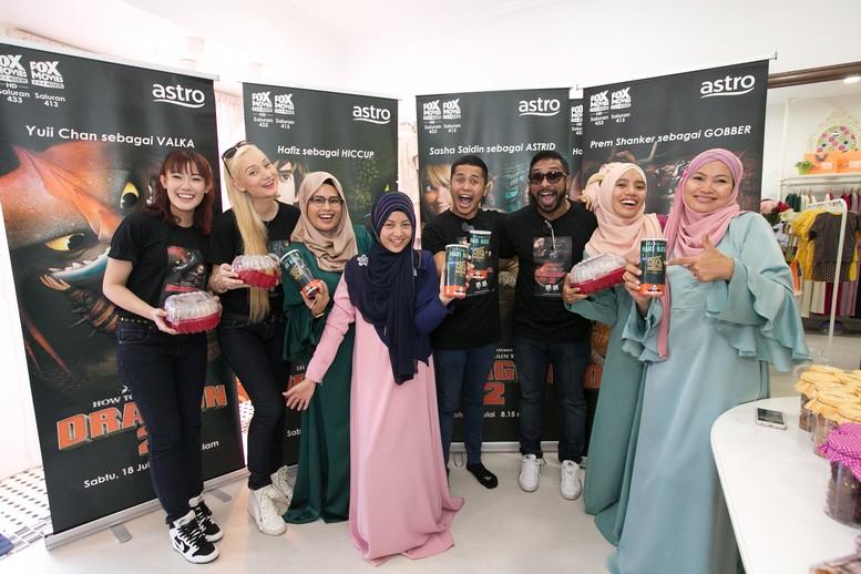 FIC - Ramadan Surprise Visit - B