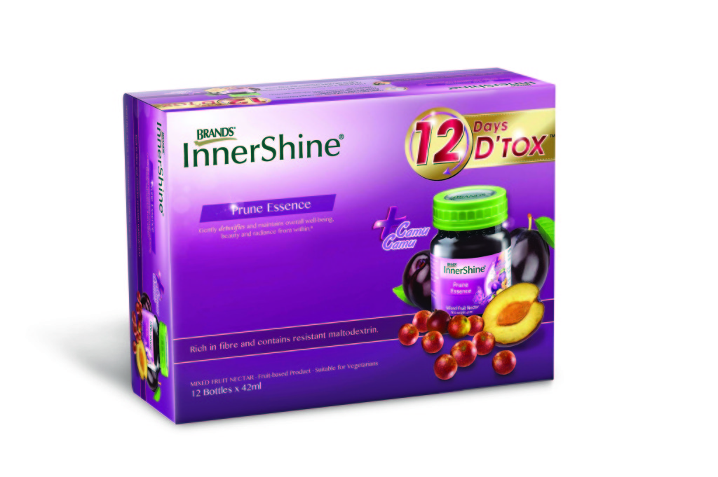 InnerShine Prune Essence plus Camu Camu