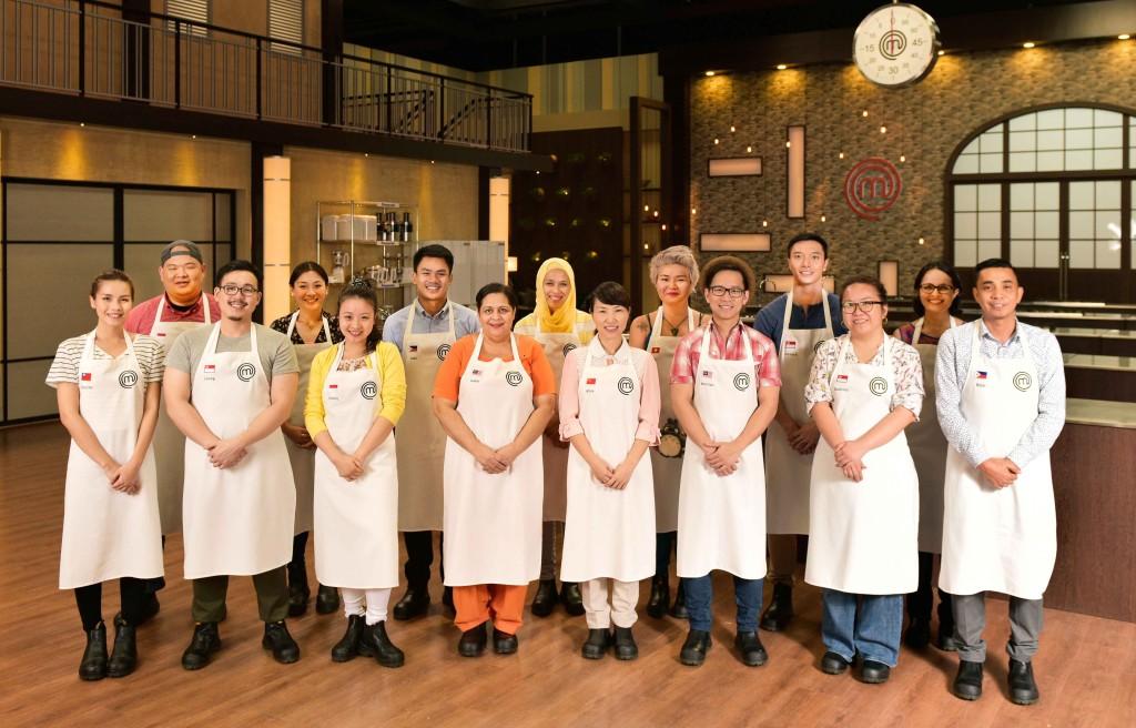 MasterChef Asia season 1 Contestants_lr