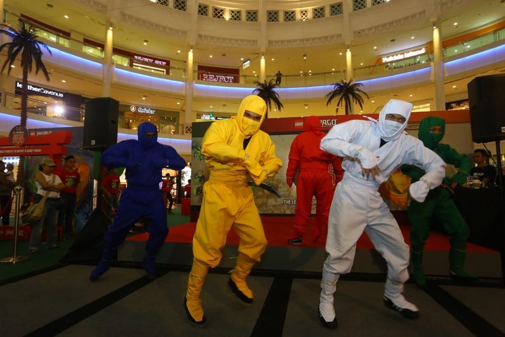 Image 5 - An exhilarating Ninja performance