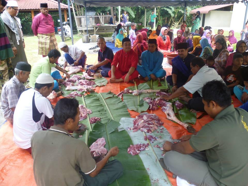 Kampungku Dan Aidil Adha (3)