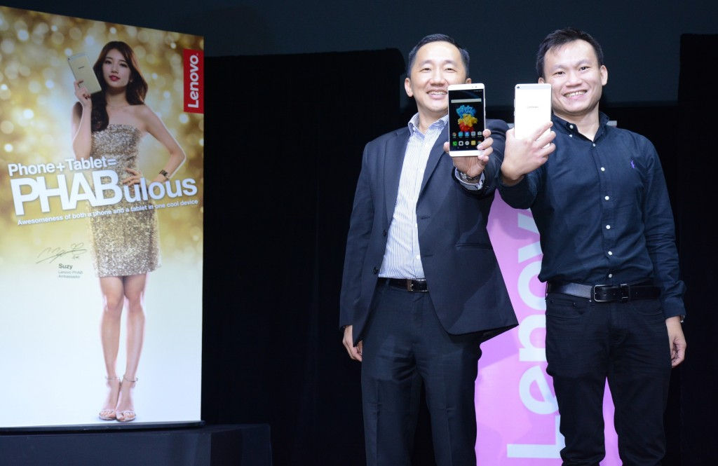 Lenovo PHAB Plus Media Launch - 1