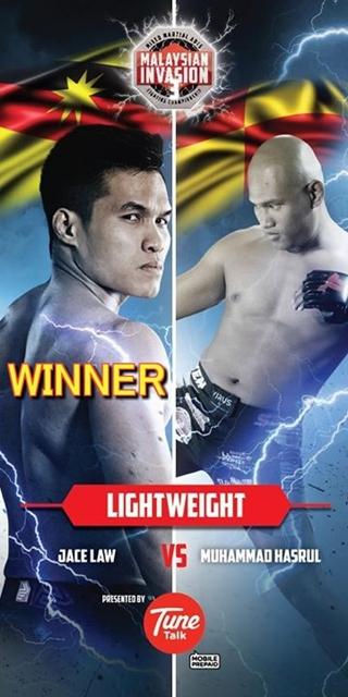 Lightweight Championship Bout hasrul jace
