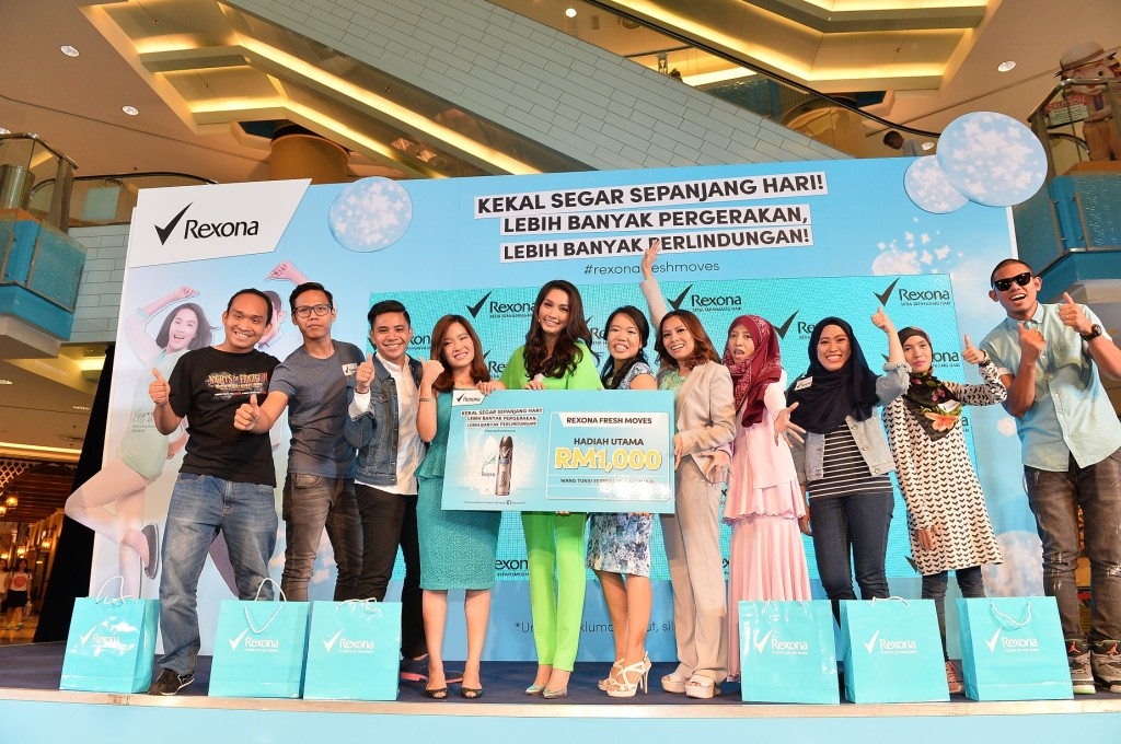 Rexona Fresh Moves Digital Contest Winners_1