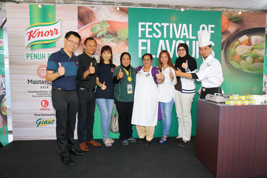 Knorr Festival of Flavours