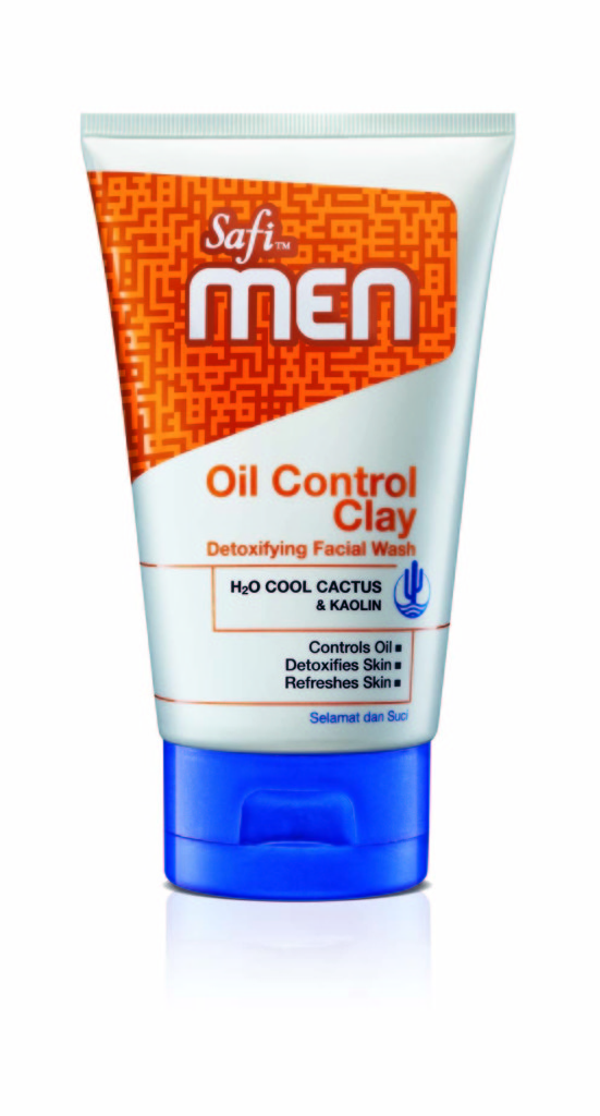 SAFI MEN Oil Control Clay