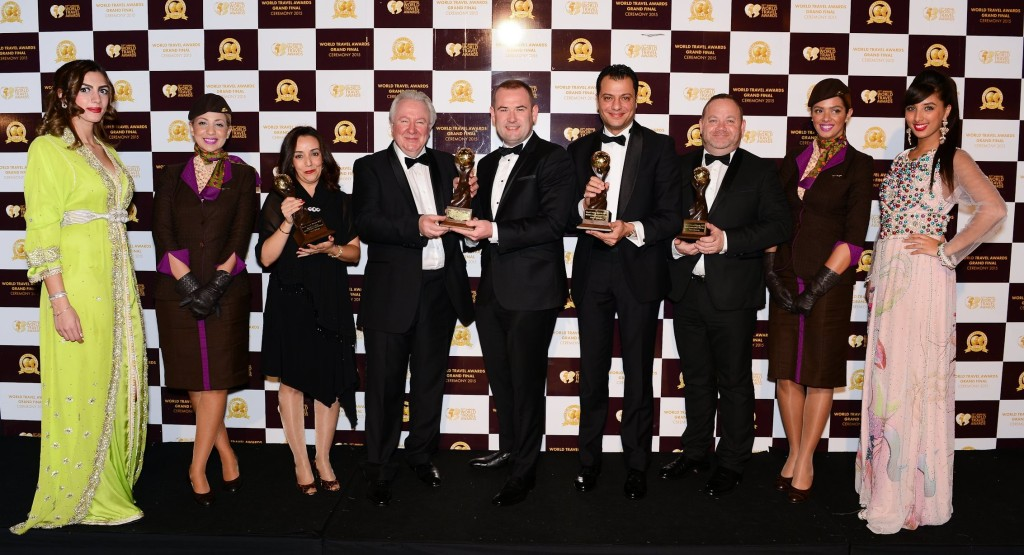 Etihad Airways wins four accolades at World Travel Awards
